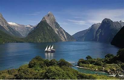 Zealand Stunning Newzealand Landscape Wonders Natural