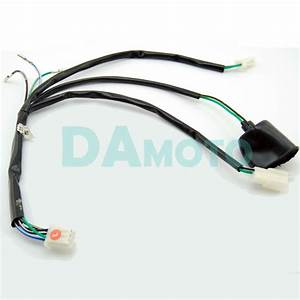 Wiring Harness Loom For Crf 50 70 110 Klx Ttr Kick Start