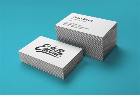 5 Free Business Cards Mockups Business Card Pixels Per Inch Information Meaning Illustrator Template Free Word Layout How To View In Photoshop Measurements Real Estate Images Mockup
