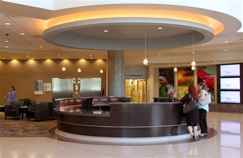 springhill suites in coeur dalene receives hotel millwork package high end reception desk loversiq