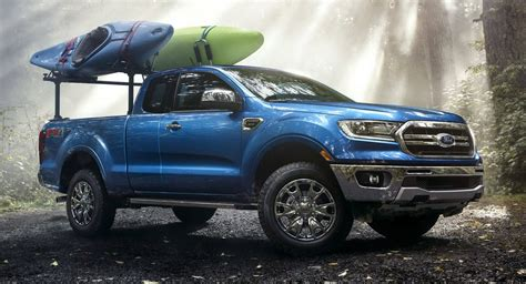2019 Ford Ranger Ecoboost Claimed To Have Best-in-class