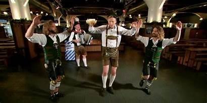 Dance Schuhplattler Gifs Conan German Masters Try