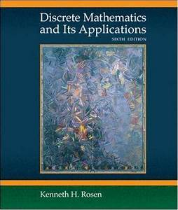 Pdf  Discrete Mathematics And Its Applications