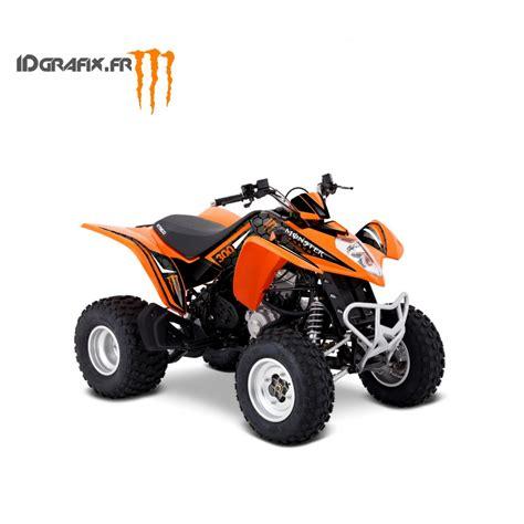 kit deco kymco kit deco custom orange kymco 300 maxxer idgrafix