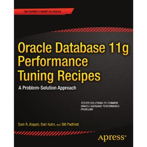 multi oracle database 11g performance tuning recipes a