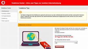 Vodafone Online Rechnung Einsehen : websessions prepaid lte internet tarife von vodafone ~ Themetempest.com Abrechnung