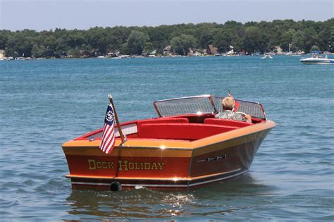 Names For Chris Craft Boats by The Wooden Runabout Company