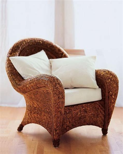 pottery barn malabar chair cushion 372 best images about rattan wicker furniture on