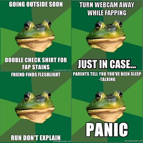 Fbf Meme - meme and other lol foul bachelor frog