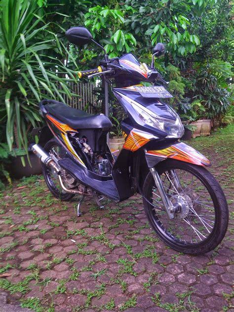 Drag Beat by Foto Motor Honda Beat Drag