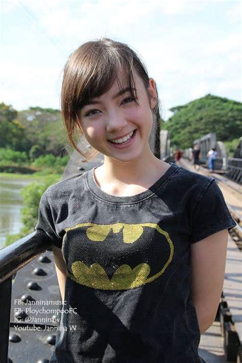Jannina W Hot Nhan Sắc Của Hot Girl 13 Tuổi Tài Năng Và Xinh đẹp Nhất