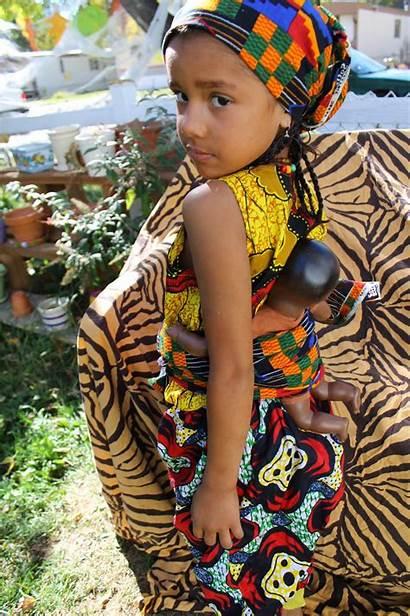 African Princess Imani Colors