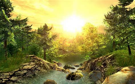 3d Hd Wallpapers Nature by 3d Wallpapers 3d Nature Wallpapers