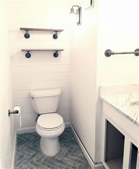 Decorating Ideas For Small Half Bath top 60 best half bath ideas unique bathroom designs