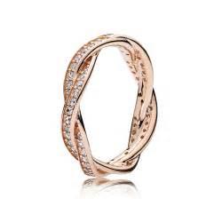 pandora engagement ring twist of fate ring pandora clear cz pandora