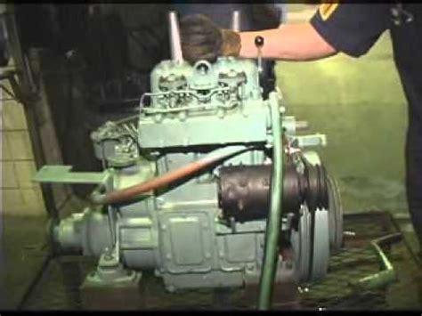 volvo md marine diesel youtube