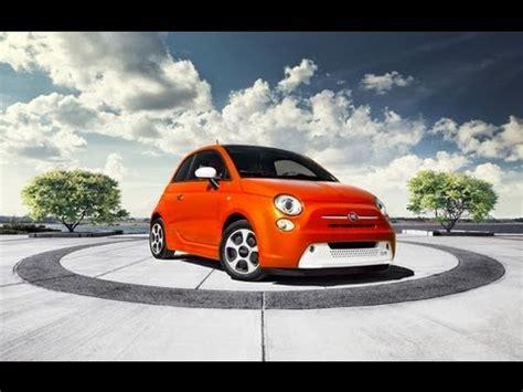 Fiat 500e Review by 2013 Fiat 500e Electric 0 60 Mph Drive Review
