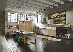loft design by kitchen design for lofts 3 ideas from snaidero
