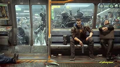 Cyberpunk 2077 Wallpapers Games