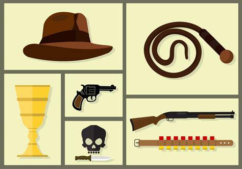 Indiana Jones Clipart by Indiana Jones Vectors Free Vector Stock