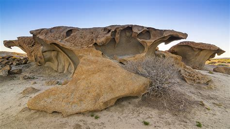 unique rock formations  namibia africa geographic