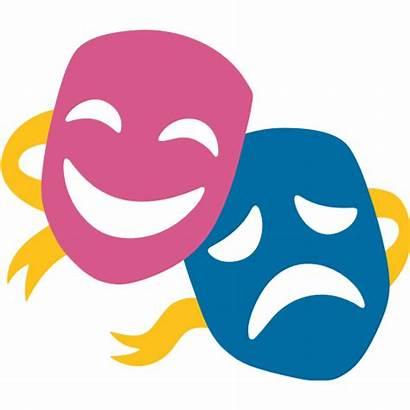 Emoji Theater Performing Arts Drama Reader Performance