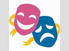 Performing Arts Emoji for Facebook, Email & SMS ID