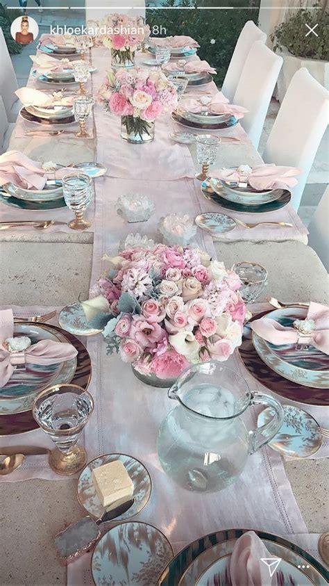 khloe kardashian throws family dinner party  major