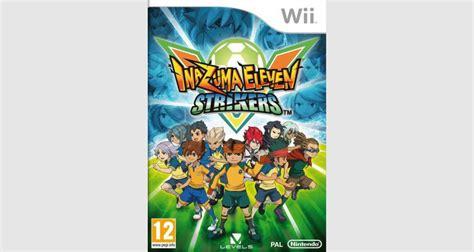 micromania siege social inazuma eleven strikers sur wii tous les jeux vidéo wii