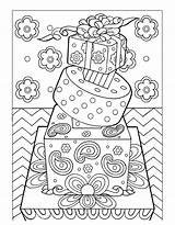 Dessert Coloring Pages Desserts Sweet Juicy sketch template