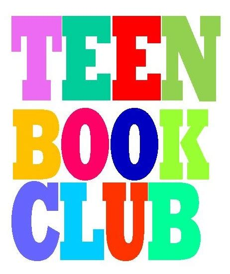 teen book club department  cultural affairs