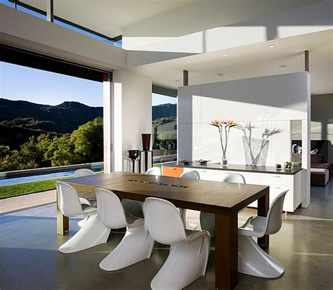 minimalist dining room ideas designs  inspirations