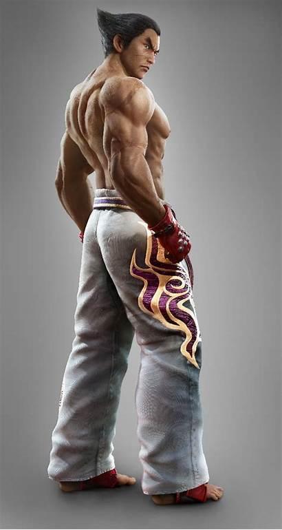 Kazuya Mishima Tekken Tag Tournament Fanpop Ttt2