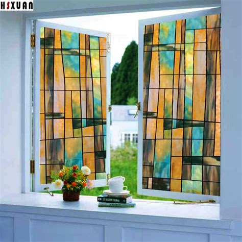 Online Buy Wholesale Frosted Static Cling Window Film From