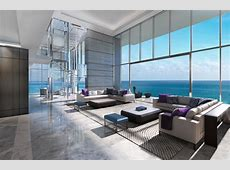 Penthouse at L'Atelier Residences, Miami Beach – Most