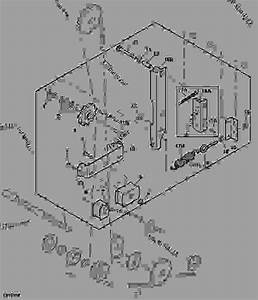 John Deere 466 Round Baler Parts Diagram
