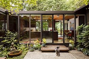 Mid Century Kitchen Portland OR Mosaik Design
