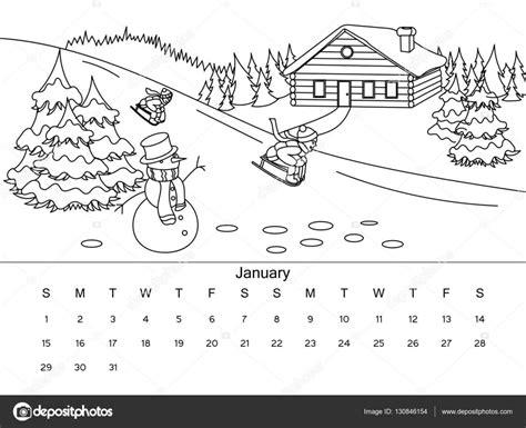 Kleurplaat Sinterklaas Kalender by Kleurplaat Kalender