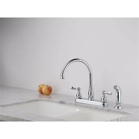 Delta Windemere Faucet Chrome by 17 Best Images About Kitchen Faucets On Chrome