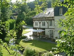 chambre d39 hotes de charme le moulin saint nicol bb With chambres d hotes de charme normandie