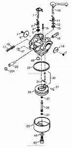 Brigg Engine Stratton Carburetor Diagram