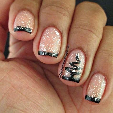 70 beautiful christmas nail art ideas gravetics