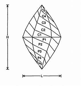 Faceting Design Diagram  Whirlly Gig  1 - Quartz