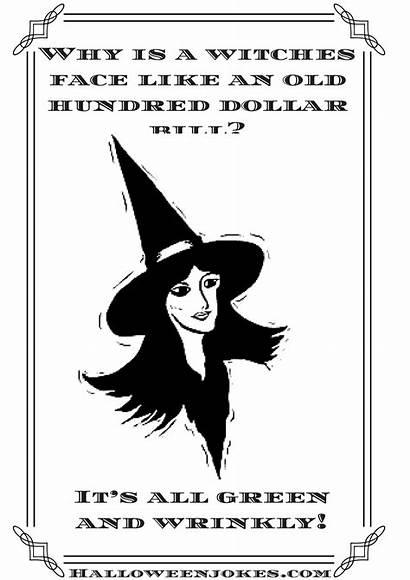 Jokes Halloween Cartoon Joke Witch Cartoons Humor
