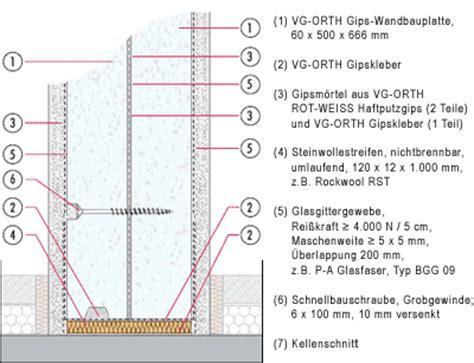 Aufbau Einer Trockenbauwand by Aufbau Trockenbauwand Home Ideen