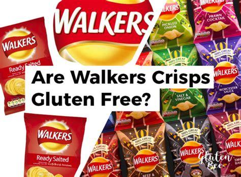 crisps gluten walkers glutenbee chips
