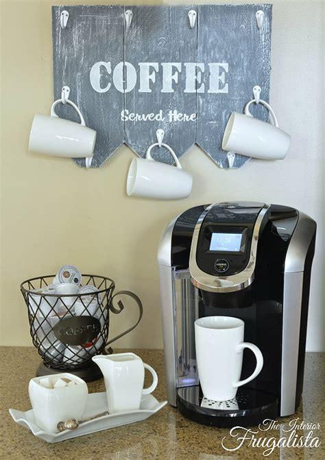 diy coffee mug holder ideas  projects