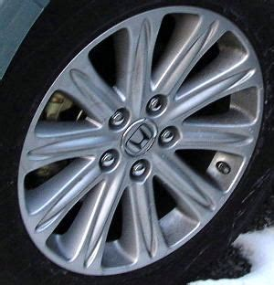2005 Honda odyssey pax tire size
