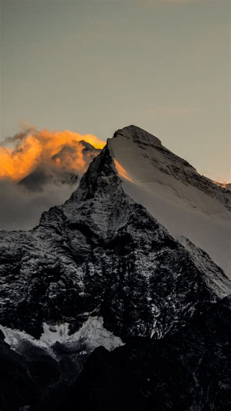 Himalaya Mountains Sunset Best Htc One Wallpapers