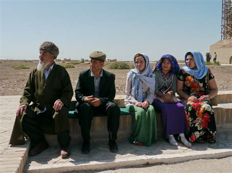 Speaking About the Scale Poverty in Turkmenistan